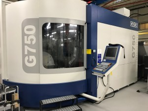 GROB CNC Machine